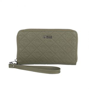 Wallet, with wrist handle Sandnes – Navy