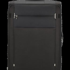 Samsonite CITYBEAT Expanderbar 78 cm resväska med 4 hjul Svart